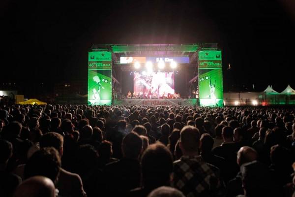 48º Heineken Jazzaldia Festival 26 De Julio