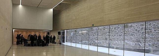 OBRAS EN EL MUSEO DE SAN TELMO